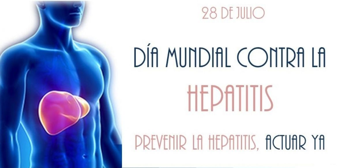 Foto noticia OSPeCon - 28 de Julio Día Mundial contra la Hepatitis