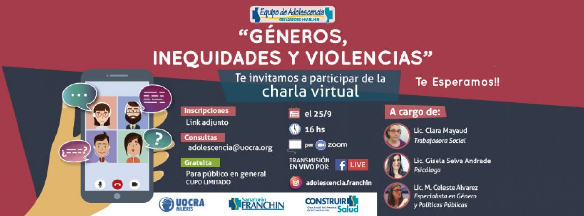 Foto noticia OSPeCon - Charla virtual