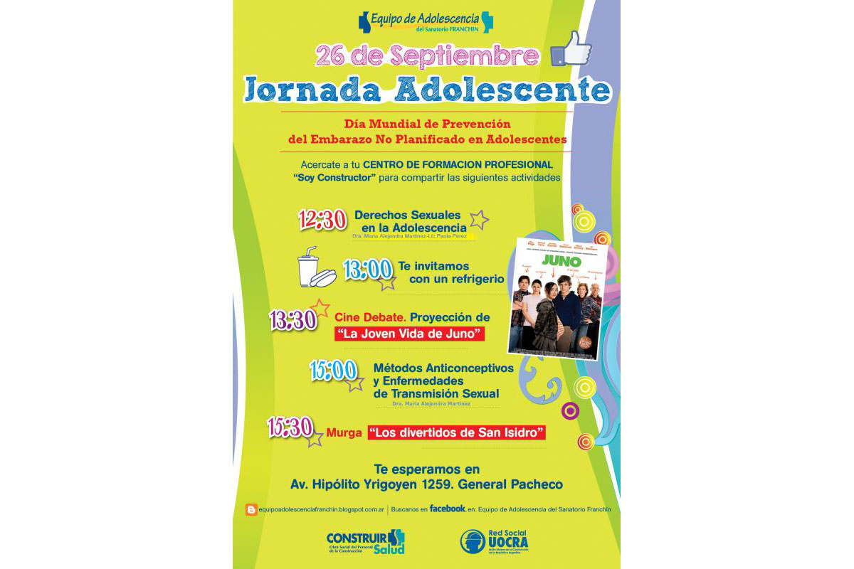 Foto noticia OSPeCon - Jornada Adolescente
